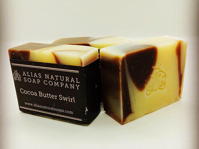 Cocoa Butter Swirl
