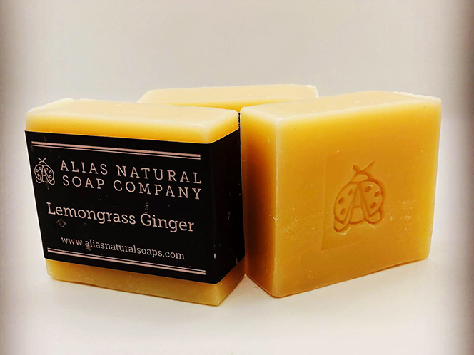 Lemongrass Ginger